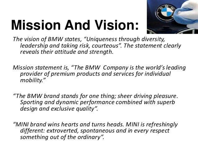 vision of bmw