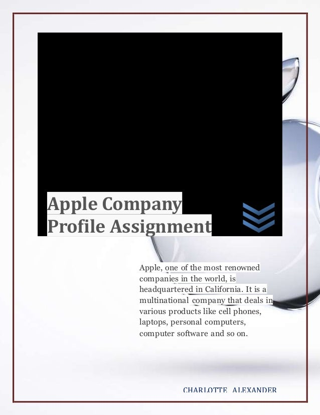 a profile overview of apple company Updated key statistics for apple inc - including aapl margins, p/e ratio, valuation,  profitability, company description, and other stock analysis data.