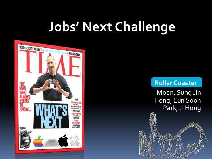 Jobs' Next Challenge                   Roller Coaster                  Moon, Sung Jin                 Hong, Eun Soon      ...