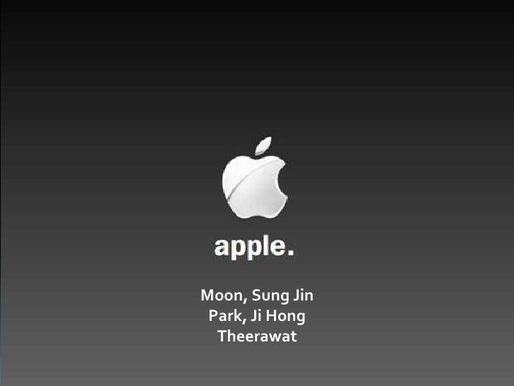 Moon, Sung Jin<br />Park, Ji Hong<br />Theerawat<br />