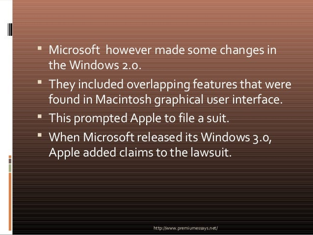 The Real Difference Between Microsoft and Apple
