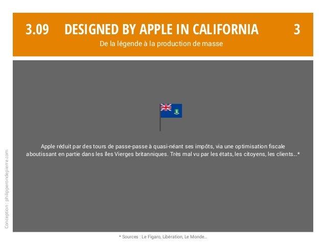 3.09 3 Conception:philipperondepierre.com Apple réduit par des tours de passe-passe à quasi-néant ses impôts, via une opti...