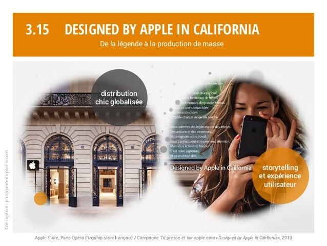Conception:philipperondepierre.com 3.15 Apple Store, Paris Opéra (flagship store français) / Campagne TV, presse et sur ap...