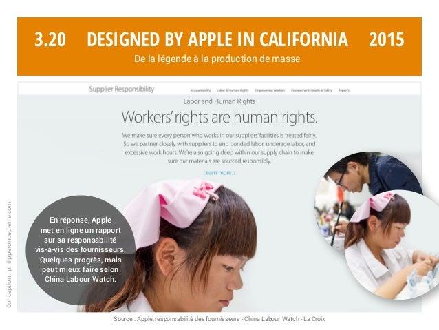 Conception:philipperondepierre.com 3.20 En réponse, Apple met en ligne un rapport sur sa responsabilité vis-à-vis des four...