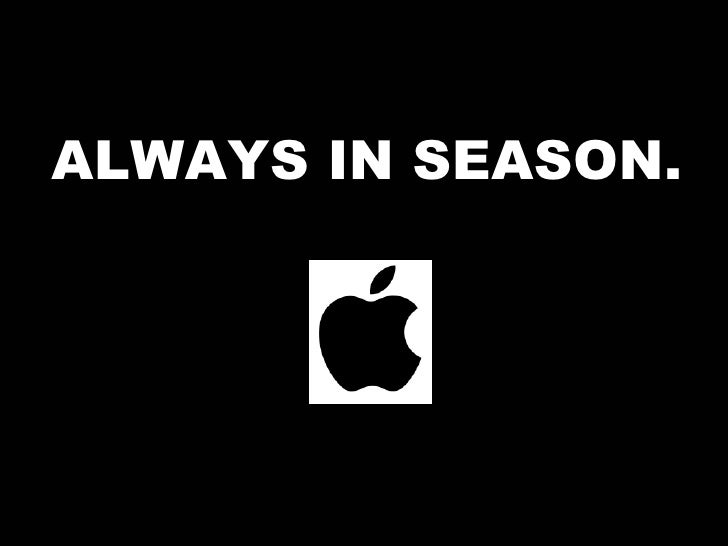 apple inc ad campaign Explore the world of mac check out the macbook pro, imac pro, macbook, imac, and more visit the apple site to learn, buy, and get support.
