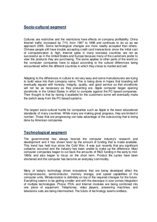 dell computer case study essay Summary of the lascad system failure case study the lascad system was a computer aided ambulance dispatch system established at the head quarters of the london ambulance service relating to web page et al (1993), the expected functions of the system are referred to below.