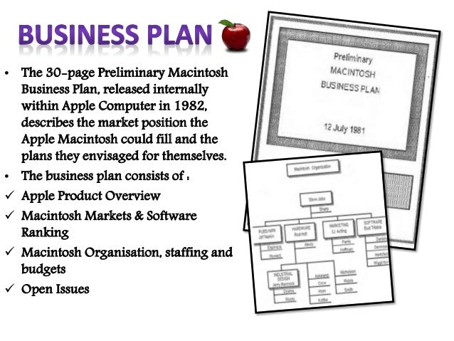 Early Apple Business Documents