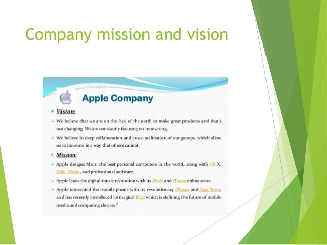 apples mission statement Apr 3, 2017 as a leader in innovation, you might expect that the mission statement of apple would be all about innovation and inspiration both officially andnbspjan.