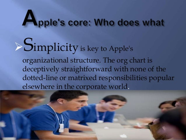 apple corporate culture Apple's organizational culture shows that the firm has significant potential to maximize innovation this apple inc case study and analysis gives insights.