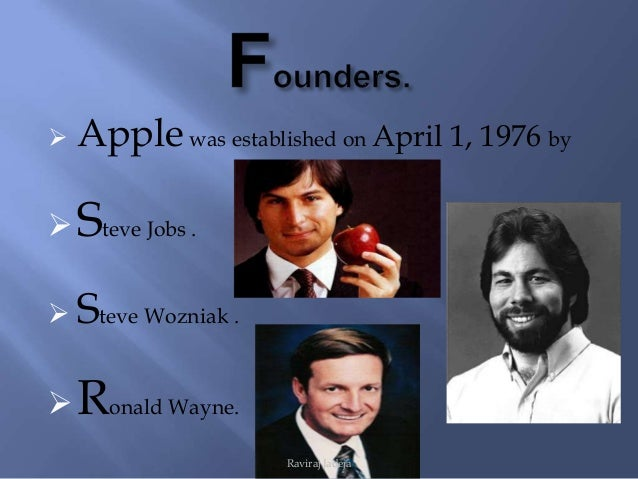 the corporate culture of apple inc business essay Apple incorporation is today's one of the biggest if not the biggest organisation culture change trend master, in the past few years a.