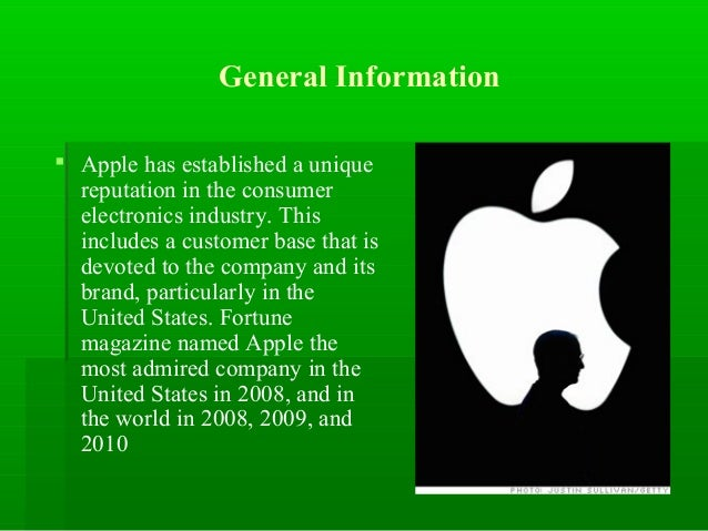 history of apple inc essay Free essay: apple began on april 1 , 1976 and it was incorporated in 1977 the first apple computer which was called apple i was invented by steven wozniak.