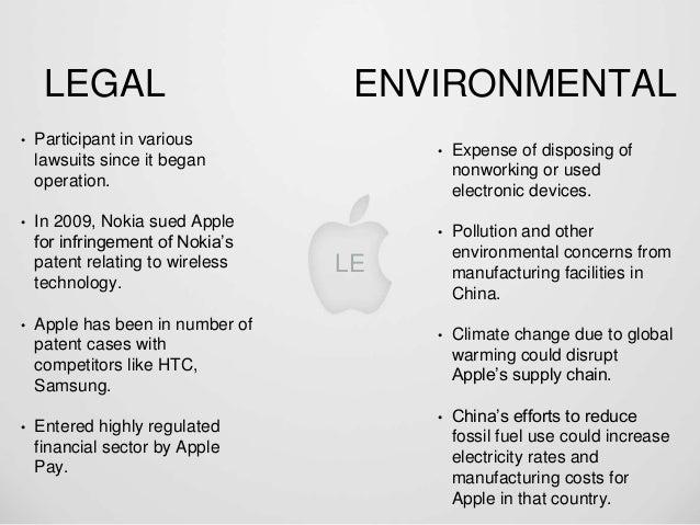 apple pestle analysis pdf