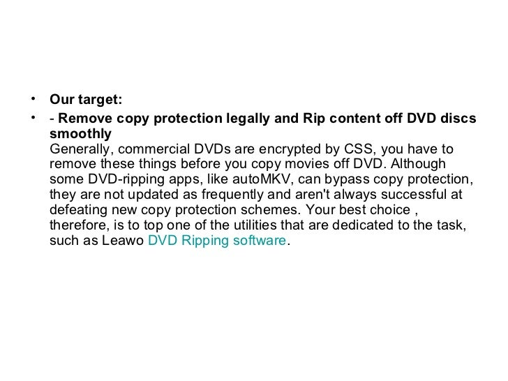DVD Ripper for Mac User Guide - aolor.com