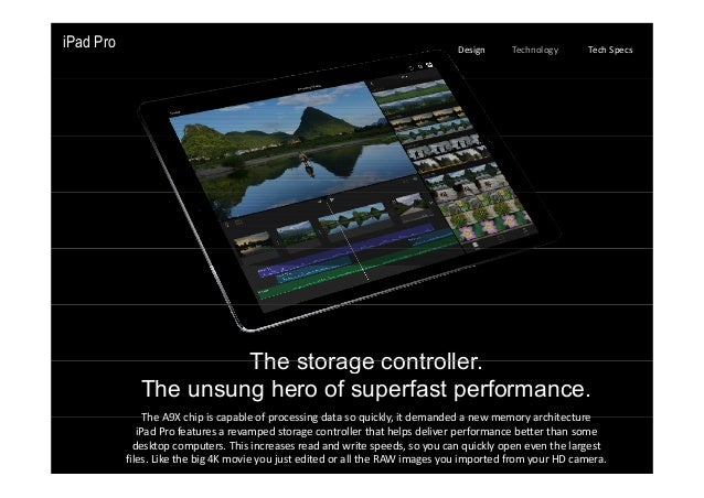 2932x2932 Small Memory Ipad Pro Retina Display Hd 4k: Introducing Apple IPad Pro