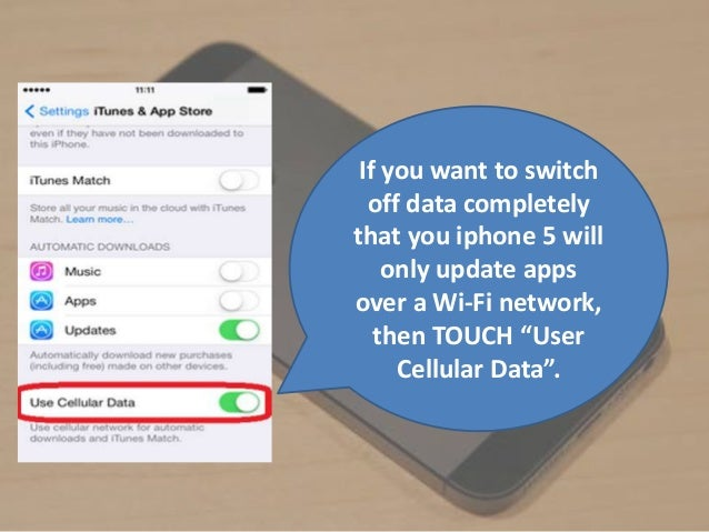 automatically update apps iphone