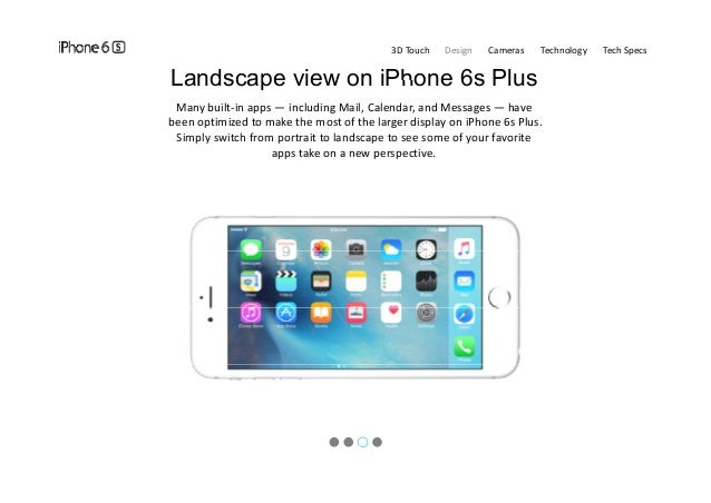 Introducing Apple iPhone 6s
