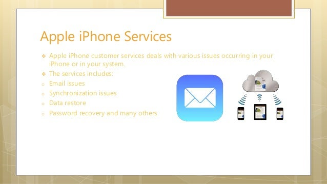 Apple i phone customer service