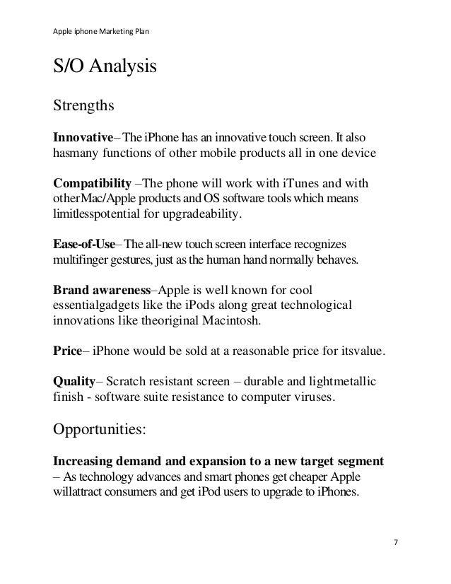 apple marketing strategy analysis
