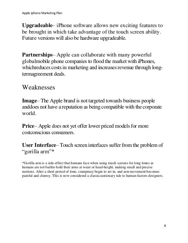 iphone marketing strategy Business strategy: what can we learn from apple marketing  where do ipod, iphone and ipad users buy their apps, music and movies.