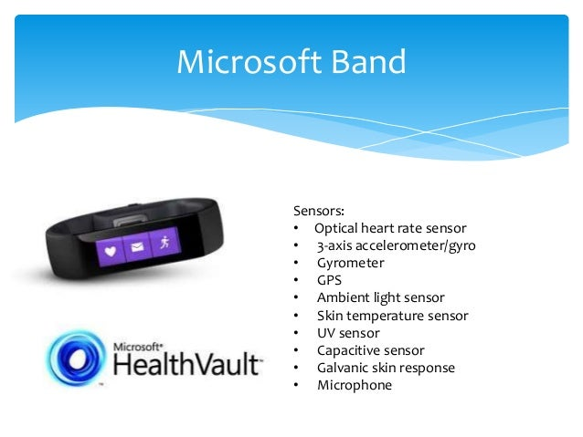 Apple Watch Android Wear Microsoft Band And Other Wrist