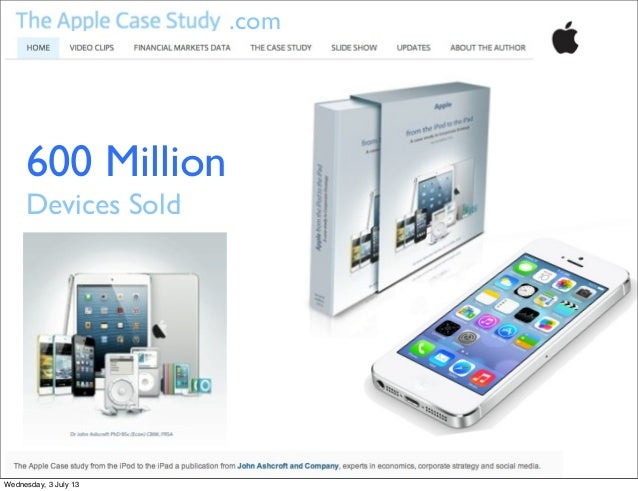 .com 600 Million Devices Sold Wednesday, 3 July 13
