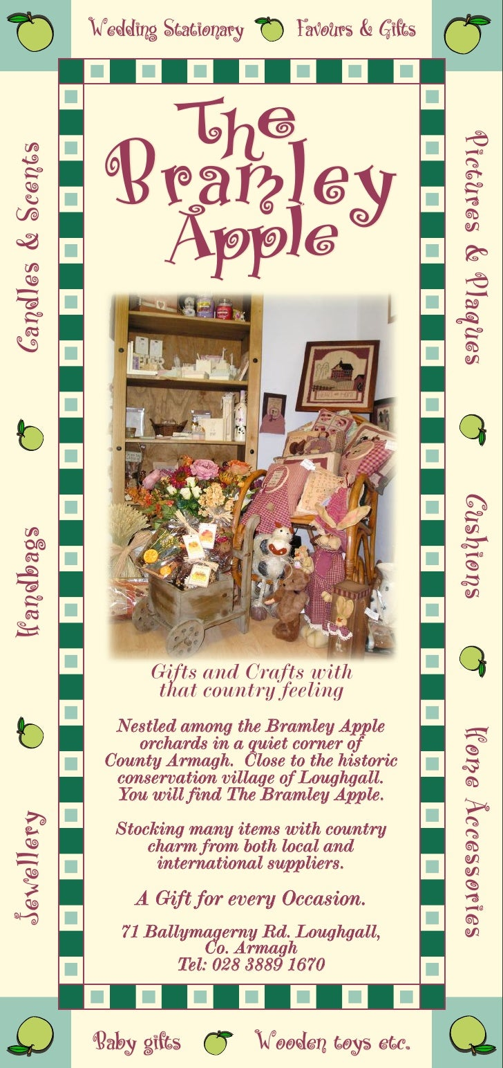 Wedding Stationary       Favours & Gifts                           The                      Bramley                       ...