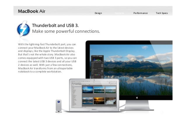 Introducing Apple MacBook Air 2013 - 11
