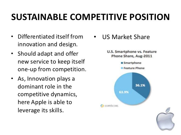 apple case competitive advantage Apple inc swot analysis & recommendations  in apple's case,  along with continuous innovation to ensure the competitive advantage of apple products even.