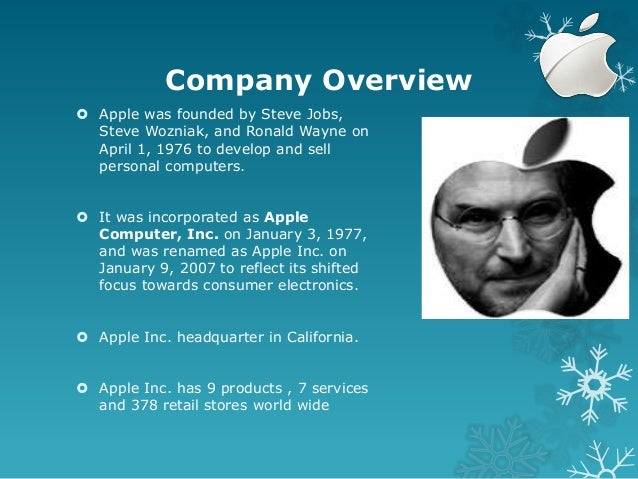 an analysis of apple companys financial position in 1997 Key financial ratios for apple inc (aapl) - view income statements, balance sheet, cash flow, and key financial ratios for apple inc and all the companies you research at nasdaqcom.