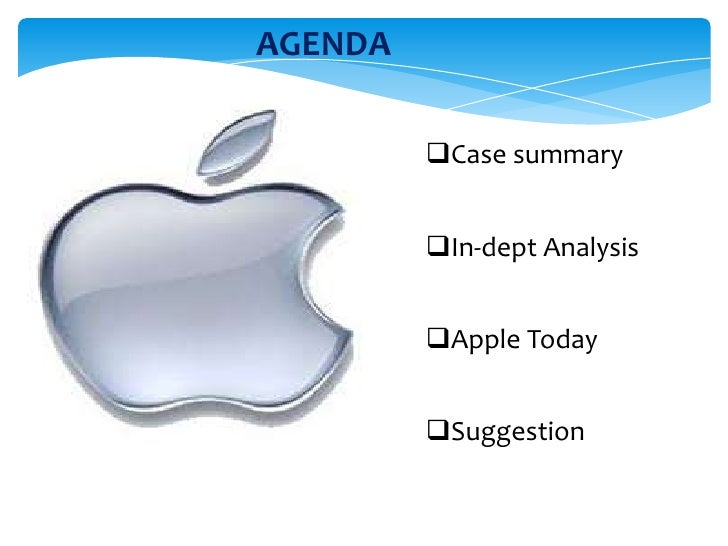 Apple presentation final ppt