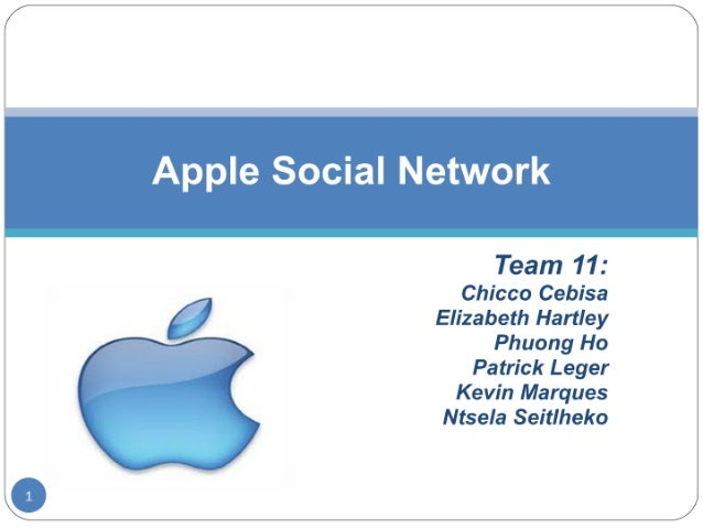 Apple project