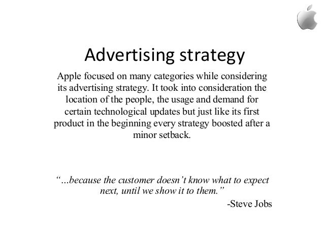 corporate strategy apple inc We are pleased to introduce the new internal communications strategy for apple inc this strategy has been designed to recognize and support the structures.