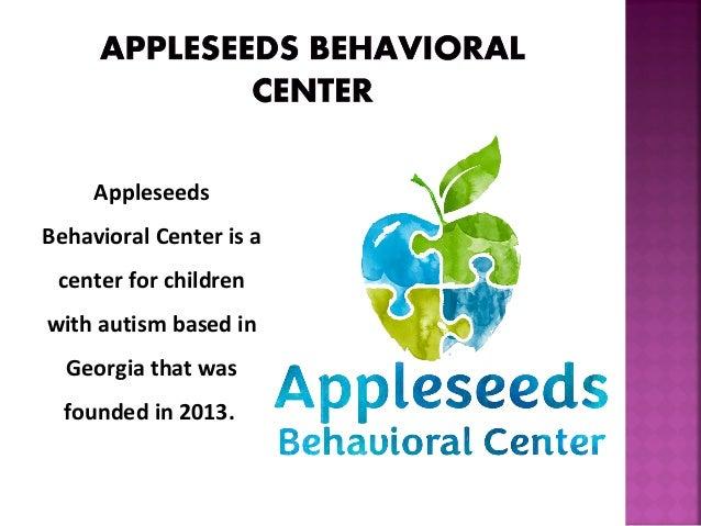 Appleseeds Behavioral Center - Caregiver Training Slide 2