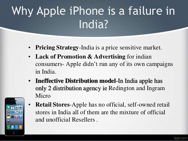 disadvantages about marketing apple iphone How apple conducts market research and keeps ios the company's vp of product marketing what is driving our customers to buy apple's iphone products.
