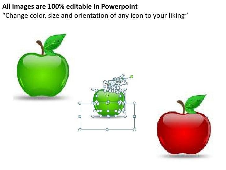 apples powerpoint presentation templates, Presentation templates