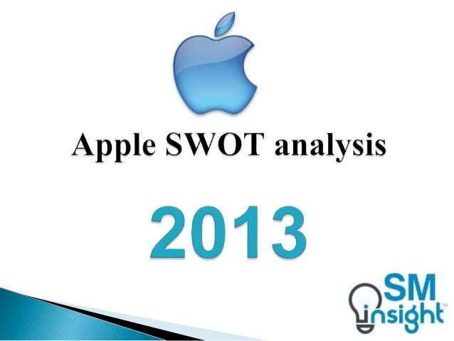 Apple case study analysis 2013