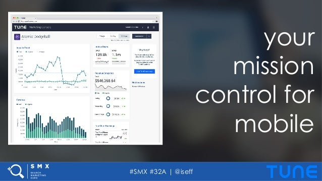 #SMX #32A | @iseff your mission control for mobile