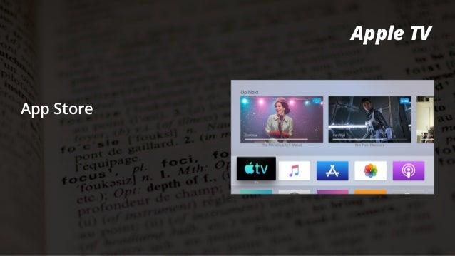 Bárbara Silveira e Giovanna Victorino - Desenvolva também para TVs (AppleTV e AndroidTV) Slide 3