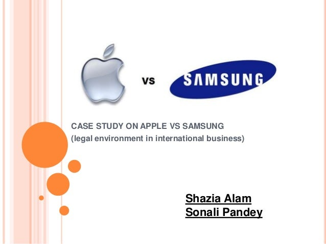 apple international business case study