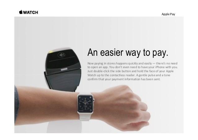 ApplePay Setup is simple. TosetupyourdebitandcreditcardsonAppleWatch, simplyopentheAppleWatchapponyour...