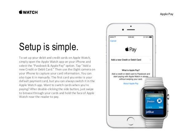 ApplePay More secure payments. Everytimeyouhandoveryourplasticcreditordebitcard topay,yourcardnumberandi...