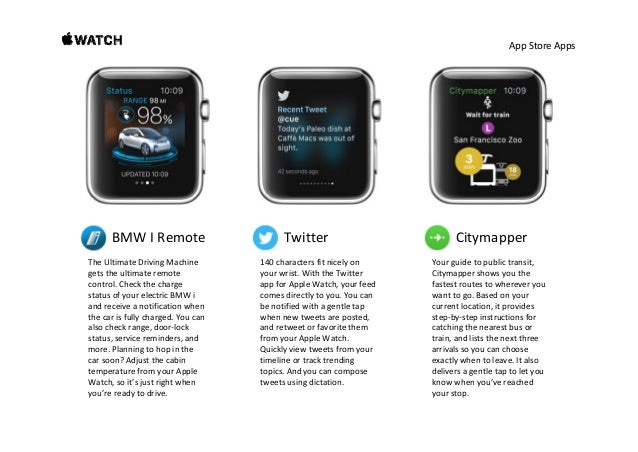 AppStoreApps OpenTable Evermote TripAdvisor What'sfordinner?Andwhere? JustcheckyourAppleWatch. WiththeOpenTa...