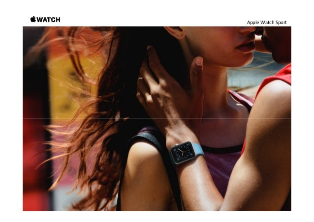 AppleWatchSport Anodized aluminum. Designed to be uncommonly light and strong. ForApple Watch,wecreatedanewalloyo...
