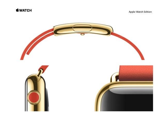 AppleWatchEdition 42MM18‐KARATYELLOWGOLDCASE WITHBLACKCLASSICBUCKLE