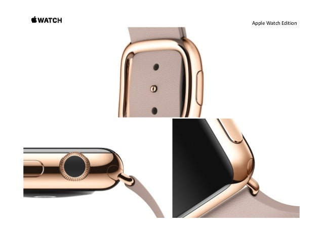 AppleWatchEdition 38MMAND42MM18‐KARATYELLOWGOLDCASE WITHBLACKSPORTBAND