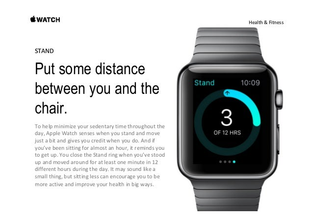 Health&Fitness MOVEMOVE Every move you make is a step in the right direction. Eachweek,AppleWatchcansuggestanewd...