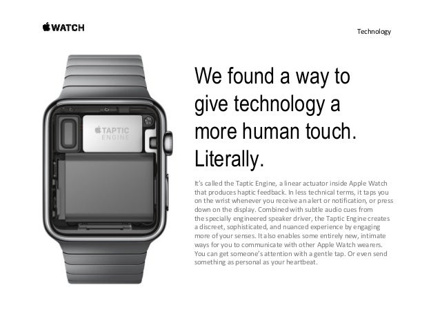Technology With a custom heart rate sensor, it's built to know you better. Thewristisaconvenientareaforcollectingd...