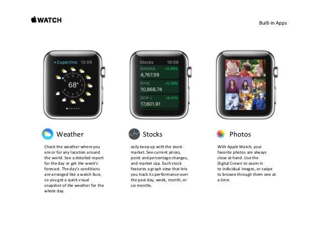 Built‐inApps Alarm Stopwatch Timer AppleWatchletsyoumanage, label,andeditmultiplealarms withease.UsetheDigi...