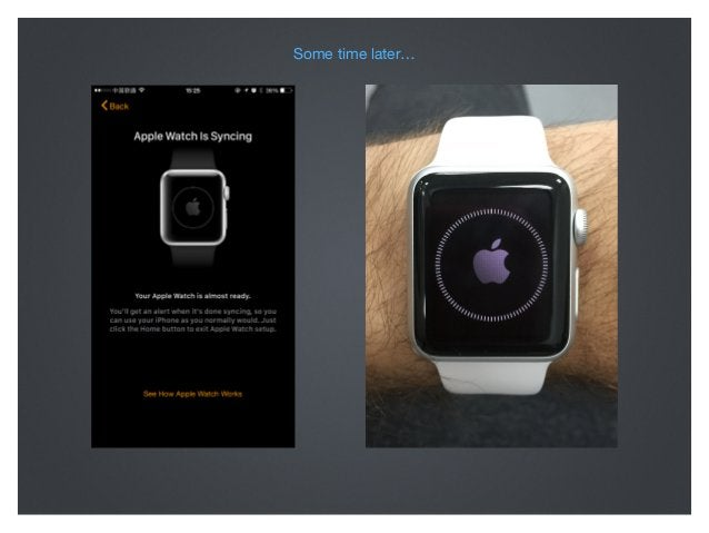 Great. What's next?  How to use the watch?  At least some basics, please!