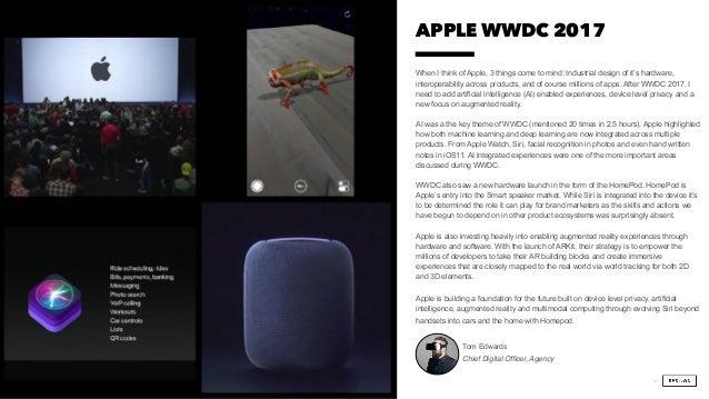 Apple WWDC 2017 Full Recap & Analysis Slide 2